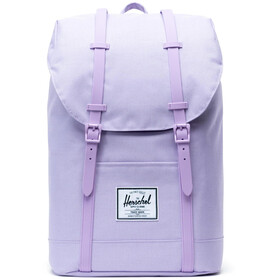 Herschel Retreat Selkäreppu 19,5l, lavendula crosshatch